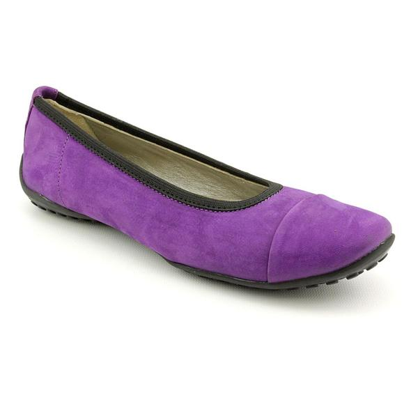 Robert Zur Women's 'Livia' Regular Suede Casual Shoes - Narrow (Size 6.5)
