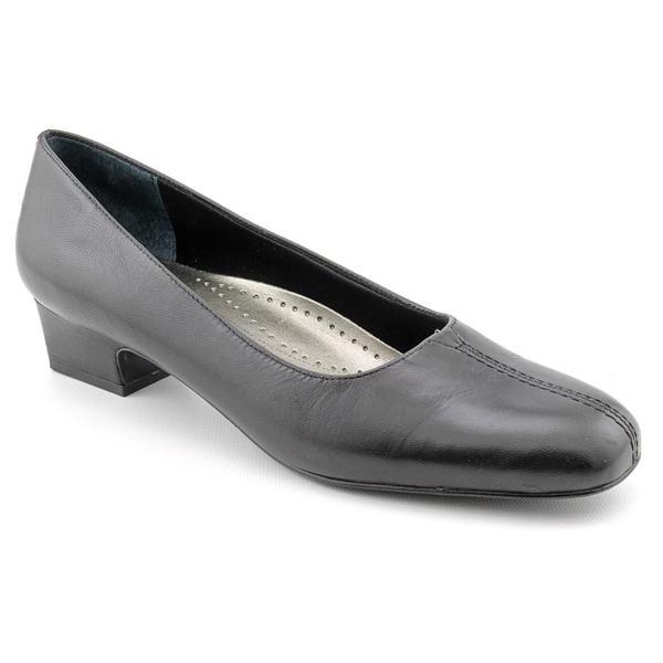 Trotters Women's 'Doris' Leather Dress Shoes - Narrow (Size 7)