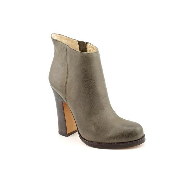 Jean Michel Cazabat Women's 'Lois' Leather Boots (Size 7.5)