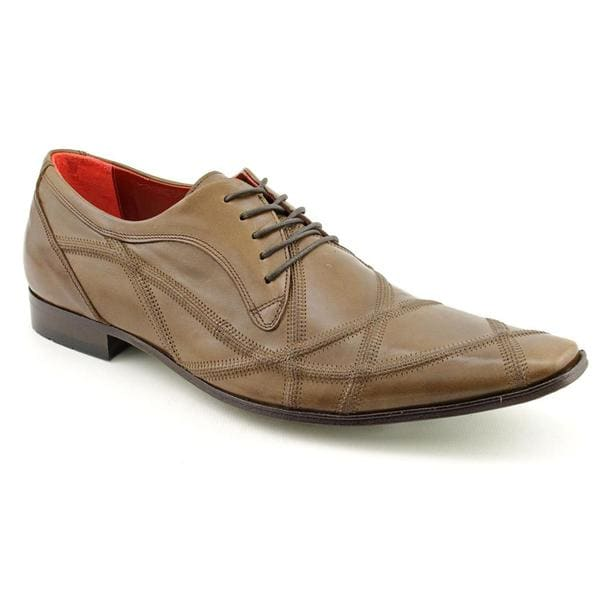 Jo Ghost Men's '826' Leather Dress Shoes (Size 8.5)