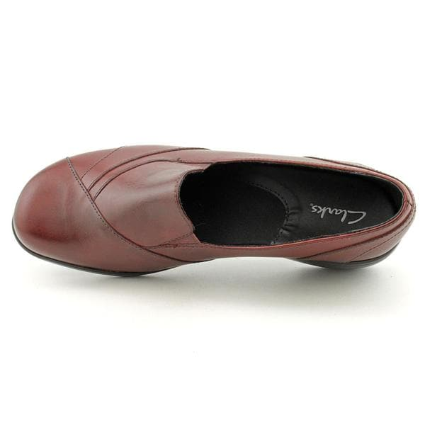 84631' Leather Casual Shoes - Wide