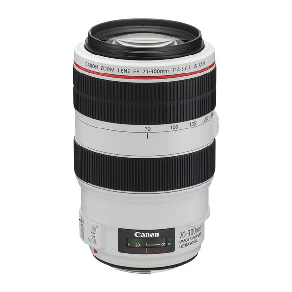 Canon EF 4426B002 70 mm - 300 mm f/4 - 5.6 Telephoto Zoom Lens for Ca