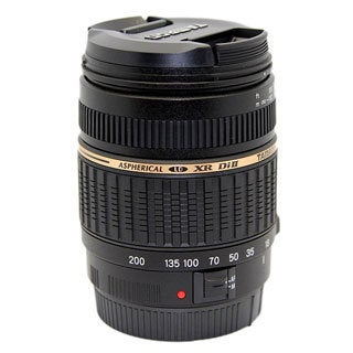 Tamron 18-200mm f/3.5-6.3 XR DI-II LD Zoom Lens For Canon Digital SLR