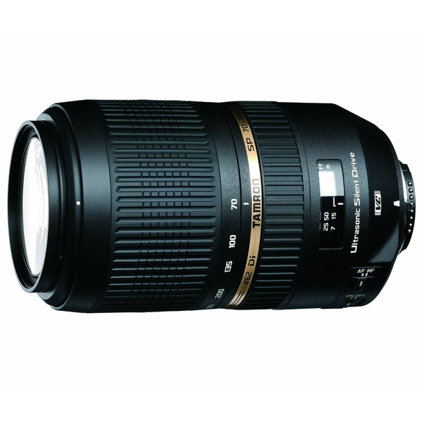 Tamron A005 70 mm - 300 mm f/4 - 5.6 Telephoto Zoom Lens for Nikon F