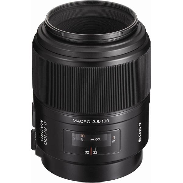 Sony SAL-100M28 100mm f/2.8 Macro Lens