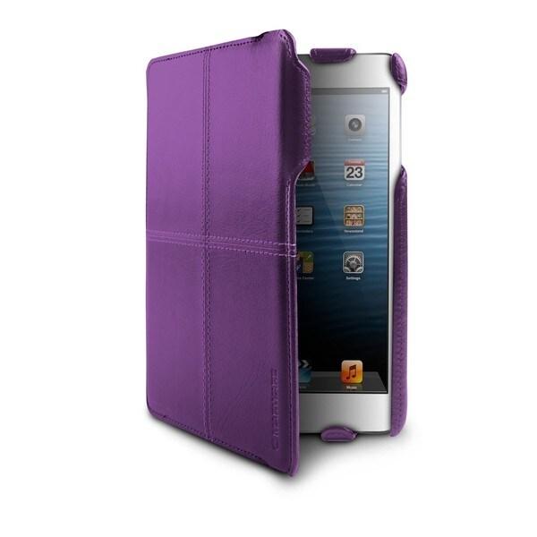 Marblue Purple C.E.O. Hybrid iPad Mini Case
