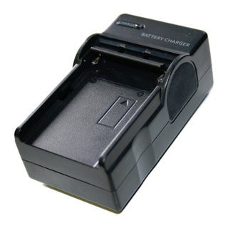 Zeikos AC/DC Battery Charger CH-LPE8 for EOS Rebel T2i & T3i