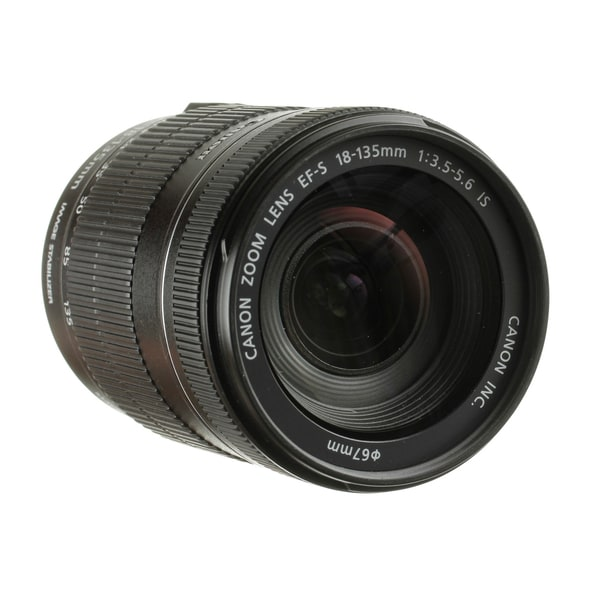 Canon EF-S 18-135mm f/3.5-5.6 IS STM Lens (New in Non-Retail Packaging)