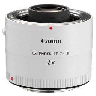 Canon 2x EF Extender III (Teleconverter)