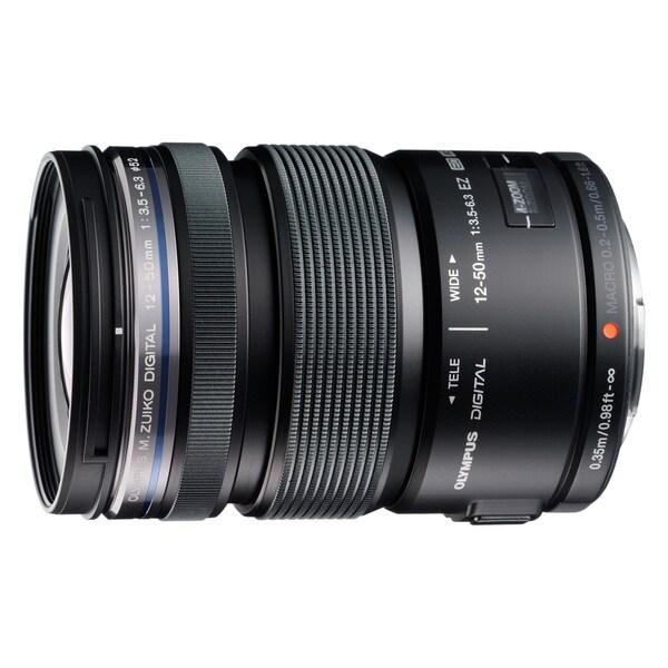 Olympus 12-50mm f/3.5-6.3 ED M.Zuiko EZ Micro 4/3 Lens (New Non Retail Packaging)