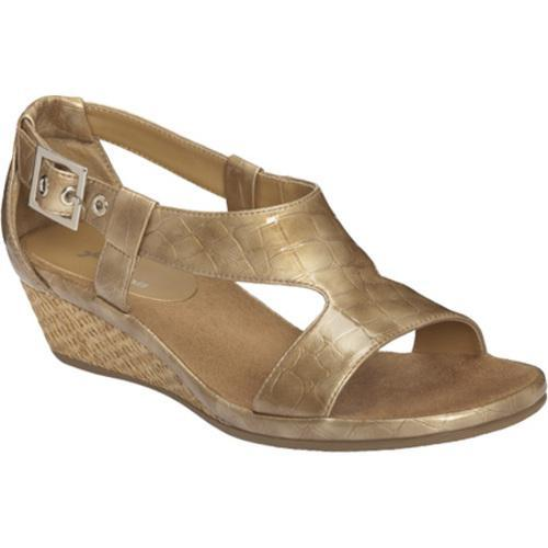 Women's A2 by Aerosoles Crown Chewls Taupe Croco