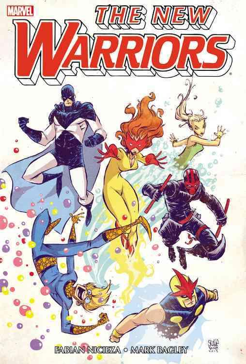 The New Warriors Omnibus 1 (Hardcover)