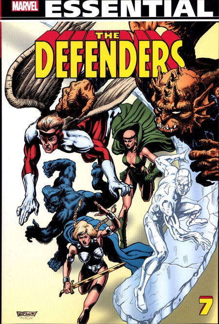 Essential Defenders 7 (Paperback)