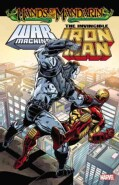 Iron Man/War Machine: Hands of the Mandarin (Paperback)