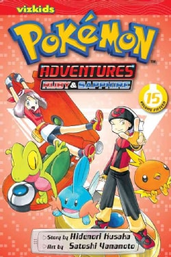 Pokemon Adventures 15: Ruby & Sapphire (Paperback)