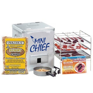 Smokehouse Mini Chief 15-pound Capacity Smoker
