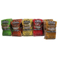 Smokehouse Smoking Chips Variety Pack
