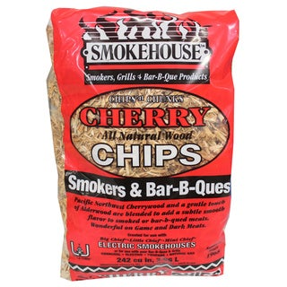 Smokehouse Cherry Smoking Chips