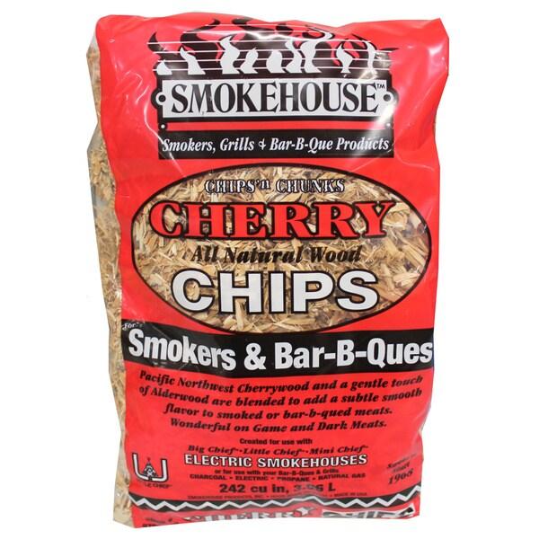 Smokehouse Cherry Smoking Chips