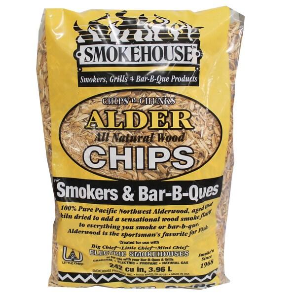 Smokehouse Alder Smoking Chips