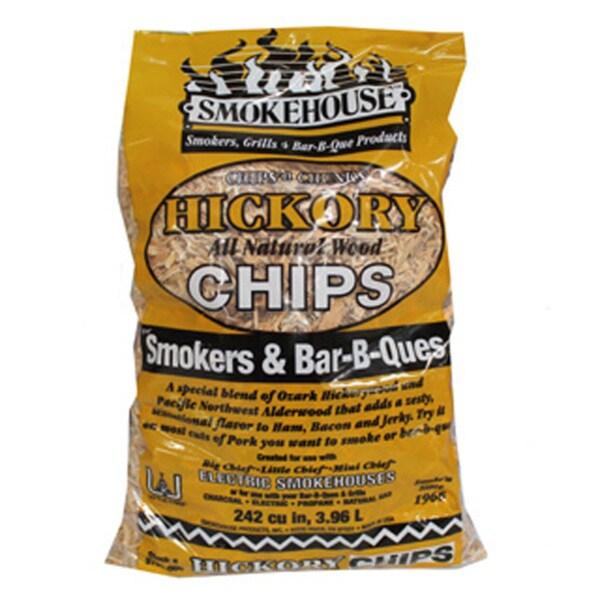 Smokehouse Hicory Smoking Chips