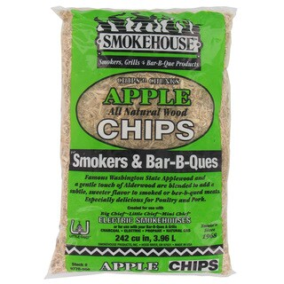Smokehouse Apple Smoking Chips