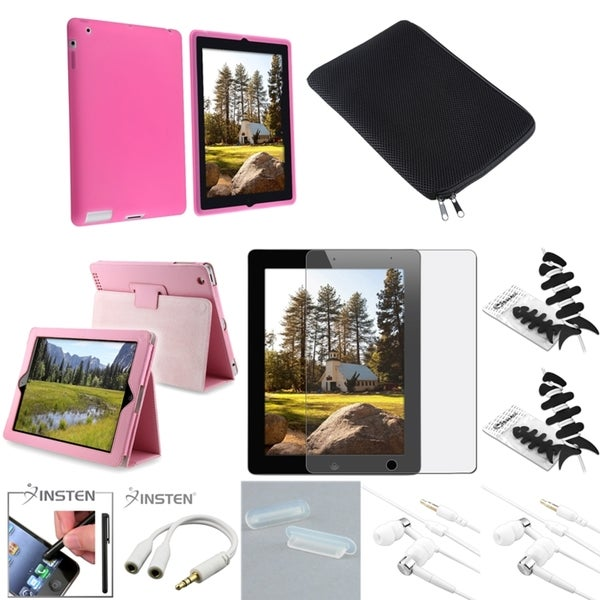 Case/ Protector/ Splitter/ Headset/ Sleeve/ Stylus for Apple iPad 2