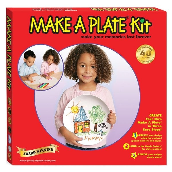 Makit Products Inc. 'Make A Plate' Kit