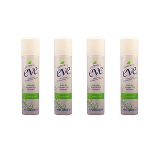 Summer's Eve Tropical Rain Scent 2-ounce Feminine Deodorant Spray (Set of 4)