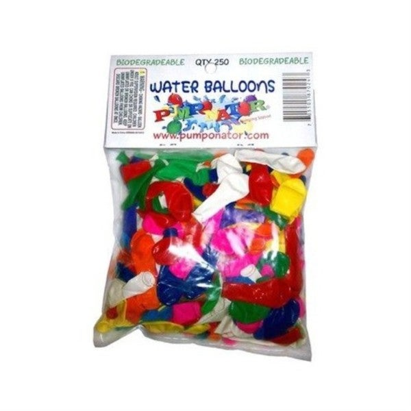 Water Balloon Refill Pack (Pack of 250)