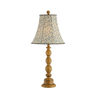 Provencal Yellow and Blue Table Lamp