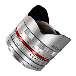 Rokinon 8mm f/2.8 UMC Fisheye Lens for Sony E-mount (NEX)