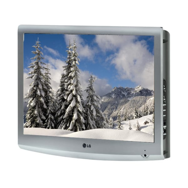 "LG 22LG3DCH 22"" 720p LCD TV (Refurbished)"