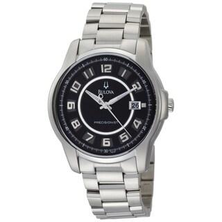 Bulova Men's 96B129 Stainless Steel Precisionist Claremont Watch