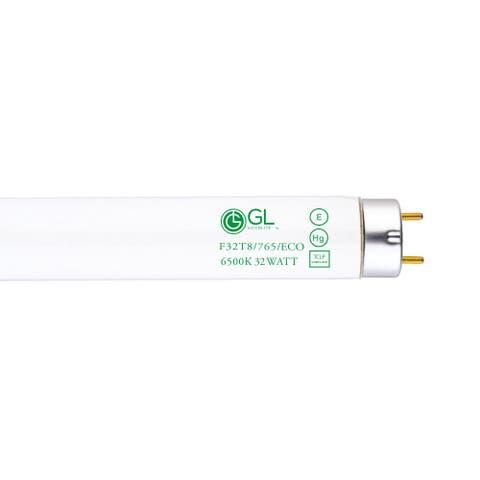 Goodlite F32T8/765/ECO 32 Watt 48-inch T8 Fluorescent Tube Light Bulb Daylight 6500k (30 Pack)