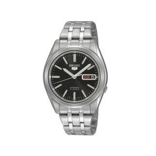 Seiko Men's SNKG95K1 5 Sports Black Watch