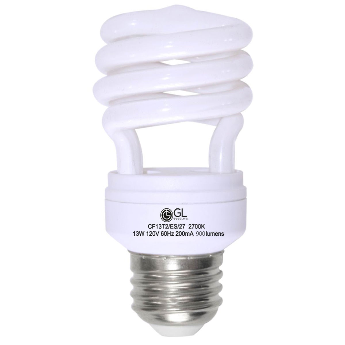 Goodlite G-10839 13-W CFL 60 Watt Replacement 900-Lumen T...