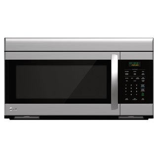 LG 1.6-cubic-foot Non-sensor Over-the-range Microwave Oven