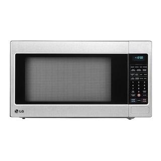 LG 2-cubic-foot Countertop TrueCookPlus and EZ Clean Microwave Oven