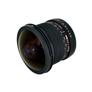 Rokinon High Definition 8mm F3.5 Fisheye Lens