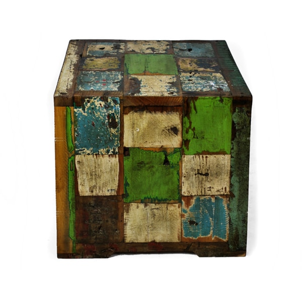 Ecologica Patchwork End Table