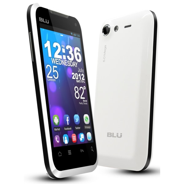 BLU Elite 3.8 GSM Unlocked Android Cell Phone