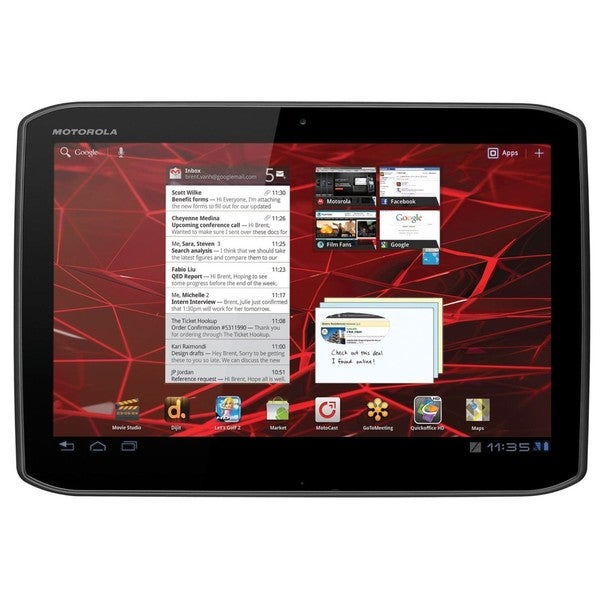 "Motorola XOOM 2 MZ616 32GB 3G + Wi-Fi Android 10.1"" Tablet"