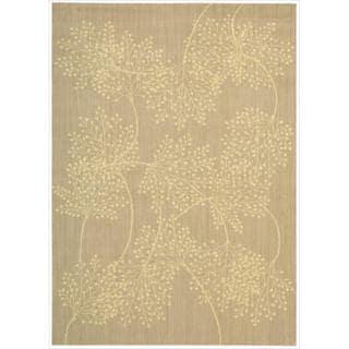 Capri Sand Wool-blend Rug (9'6 x 13')