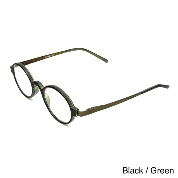 Hot Optix Unisex Oval Reading Glass