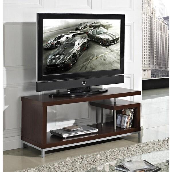 Espresso Finish 45-inch TV/ Media Console Stand