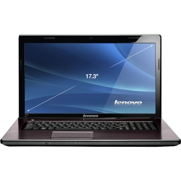 """Lenovo Essential G780 17.3"""" LCD 16:9 Notebook - 1366 x 768 - Intel Co"""