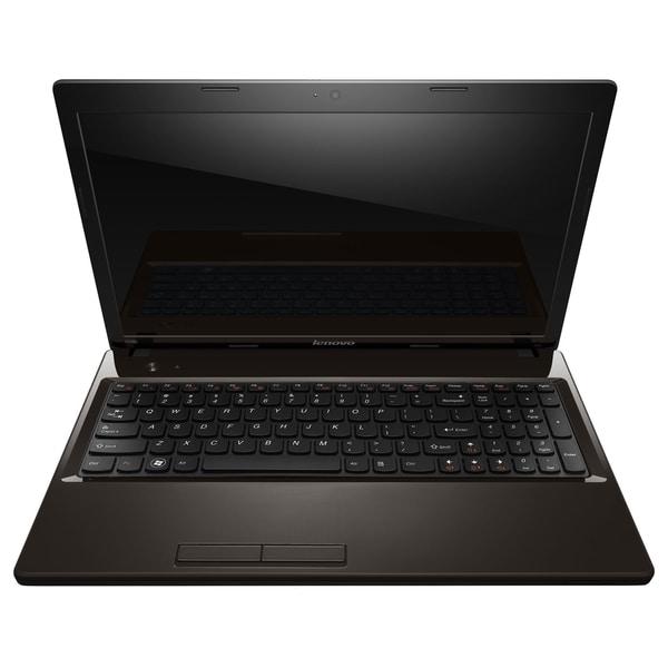 "Lenovo Essential G580 15.6"" LCD 16:9 Notebook - 1366 x 768 - Intel Pe"