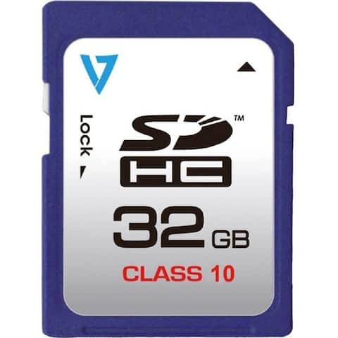 V7 32 GB Class 10 SDHC