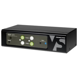 Connectpro ADS-12-I Audio/ Video Switchbox
